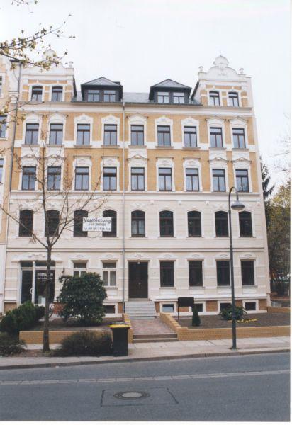 Weststraße 119 in Chemnitz