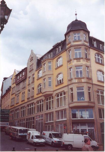 Buchholzer Straße 1 in Annaberg-Buchholz