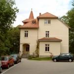 Villa von Einsidel in Chemnitz-Einsiedel